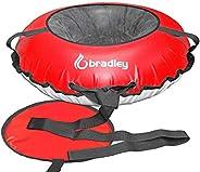 Bradley Magic Carpet Flexible Snow Sled Flyer Kids Sledding Toboggan