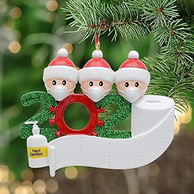 Personal Christmas Gifts 2020 Amazon.com: MAXORA Personalized Quarantine Family 2020 Christmas