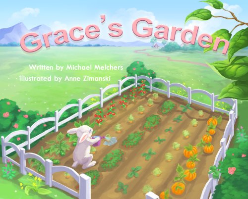 Grace's Garden by [Melchers, Michael]