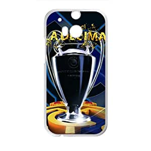 Happy lAdECIMA crystal trophy Cell Phone Case for HTC One M8