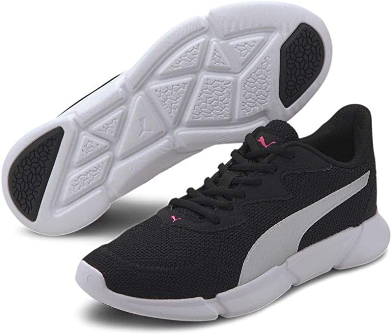 PUMA INTERFLEX Runner, Zapatillas de Running Unisex Adulto: Amazon.es: Zapatos y complementos