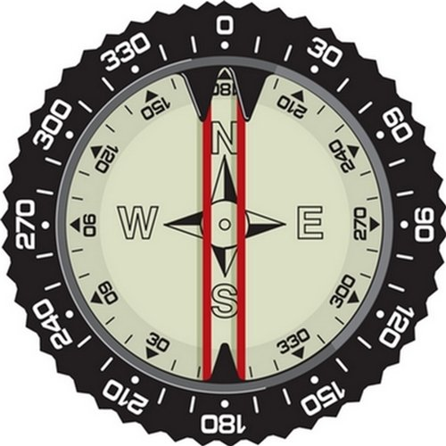 Genesis Scuba Diving Compass Module