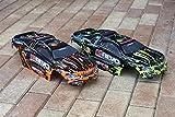 Set of 2 Muddy Monster Bodies for Traxxas E-Revo Car Truck 1 10 TRA 5611X Body