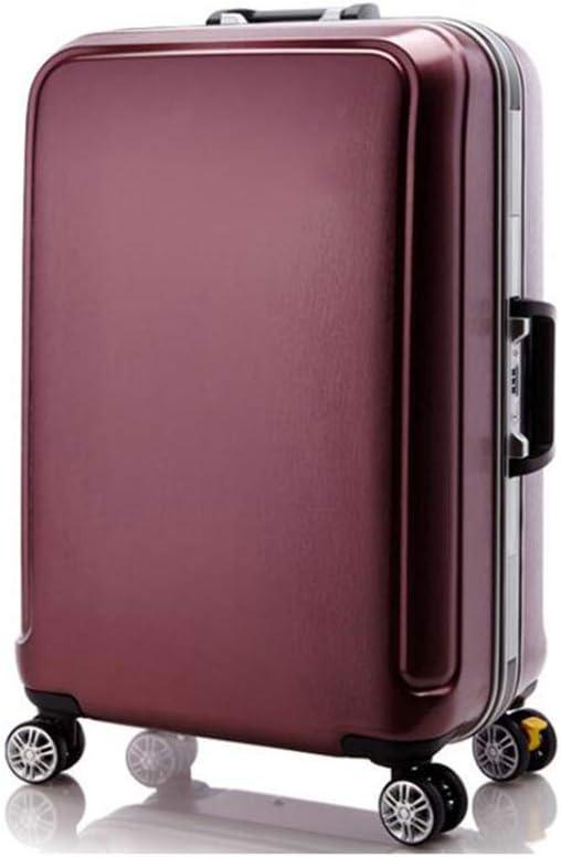 Qzny Suitcase 483475.5cm Size Luggage Bag Women Men Holdall Luxury Travel Suitcase Large Capacity Hardshell Durable Timeless Classic Design Holiday Business Trips B