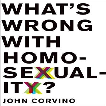 Corvino a defense of homosexuality
