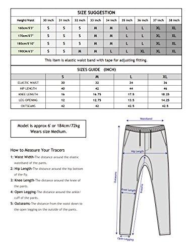 Torba Awoken Slim Jogging Pantaloni Fit Cotone Sportivi The Grigio Chino Casual Uomo pqv1f1c