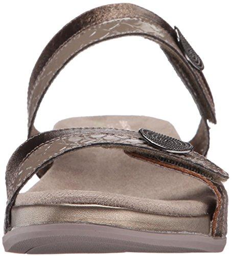 Skechers Palm Springs Vestito Sandalo Bronzo / Taupe