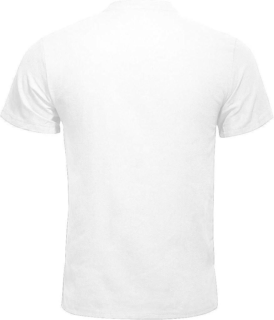 Mens Vintage Cotton Linen Shirts Teresamoon Short Sleeve Retro Summer Casual Tops Blouse