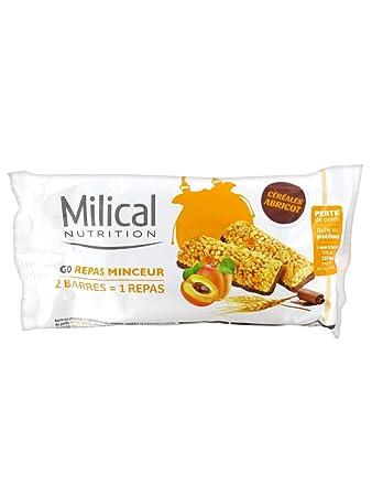milical repas minceur