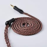 Better 16 Core Silver Plated Wire Earphones Upgrade