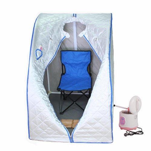 Sanven Sauna Steam Portable Folding Full   Tent Detox Therapy Bath   Machine