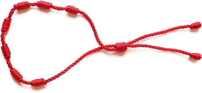 Red Cord Bracelets Evil Eye protection Pulsera De Hilo Rojo  Ojos Protección