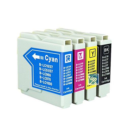 4 Pack Lc51 Ink - 9