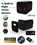 Night Vision Hidden Security Camera USB Wall Charger - Best Reviews Guide