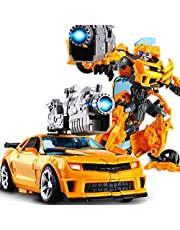 Transformers: The Last Knight Transformers Bumblebee action figure model-XSB0032