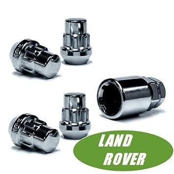 BMC - Tuercas antirrobo para rueda de bloqueo para Range Rover - Evogue, Range Rover, etc. .: Amazon.es: Coche y moto