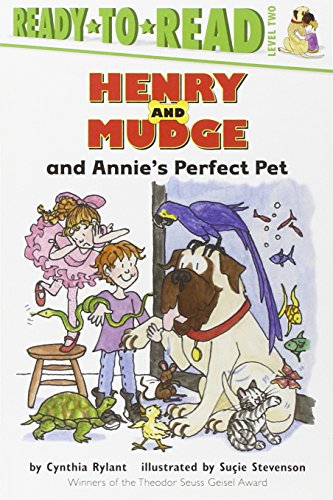 Henry And Mudge And Annie's Perfect Pet : Read-to-read Level ()