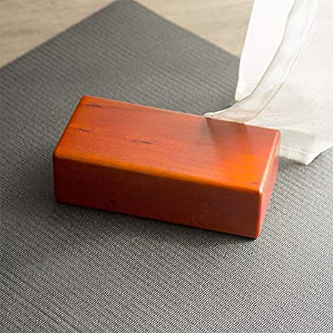 Amazon.com : AgoHike High-end Beech Iyengar Yoga Aid Green ...