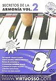 Virtuosso Harmony Method for Musical Keyboard Vol.2 (Curso De Armonía En Teclado Vol.2) SPANISH ONLY