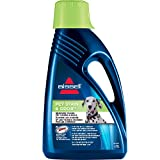 BISSELL 2X Pet Stain & Odor Full Size Machine Formula, 60 ounces, 99K5C