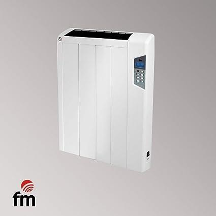 Radiador eléctrico FM crono slim 650w