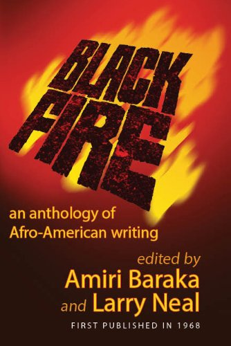Search : Black Fire: An Anthology of Afro-American Writing