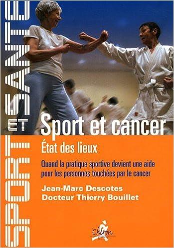 Livre Sport et cancer vol 1 epub pdf