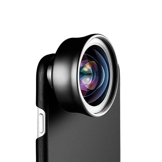 CCDZ Telefono Movil Réflex Profesional Externo Gran Angular Visión ...