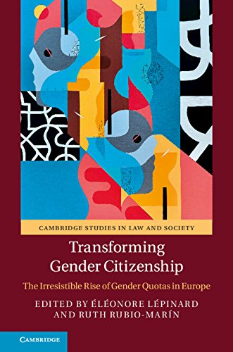 Transforming Gender Citizenship: The Irresistible Rise of Gender Quotas in Europe