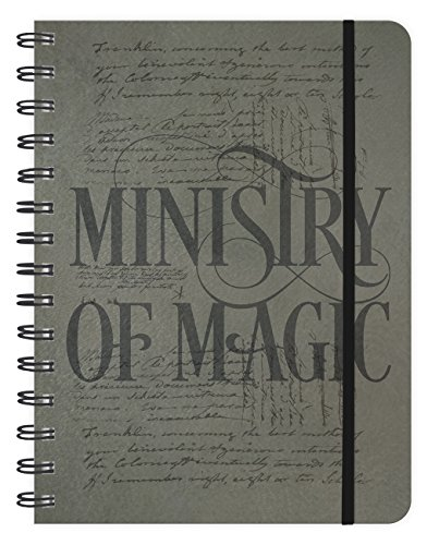 Harry Potter 2018 Weekly Note Planner Spiral Bound