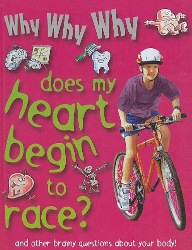 Download Why Why Why Does My Heart Begin to Race? pdf