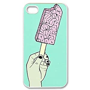 iPhone 4/4s Case Zombies Protective For Girls White Yearinspace168952 by icecream design