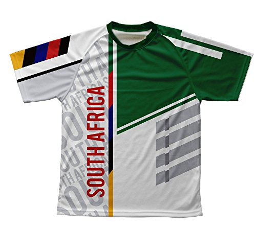 ScudoPro South Africa Technical T-Shirt For Men and Women - Size 4XL by ScudoPro