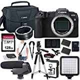Canon EOS RP Mirrorless Digital Camera (Body Only) with EF-EOS R...