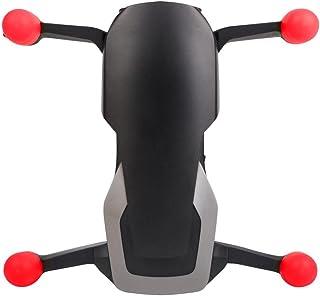 YUYOUG Drone protezione motore, gel di silice 4pcs nero Motor cover protettiva accessori per DJI Mavic Air drone, White