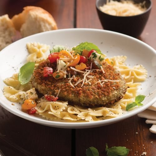 how to cook breaded veal patties