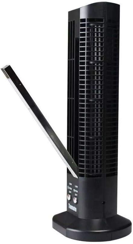 Mini Ventilador e Abajur Base Vertical MLF-00