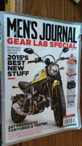 Mens Journal Gear Lab Special Summer - Journal Gear Mens
