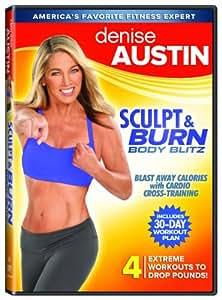 Denise Austin: Sculpt & Burn Body Blitz