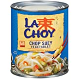 La Choy CHOP SUEY VEGETABLES Asian Cuisine 14oz (8 pack)