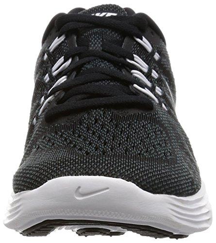 Nike Wmns Lunartempo 2, Zapatillas de Running Para Mujer Negro (Black / White-Anthracite)