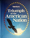 Triumph of the American Nation, Todd, 015375950X