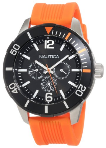 Nautica Men's N14627G NSR 11 Classic Analog Watch