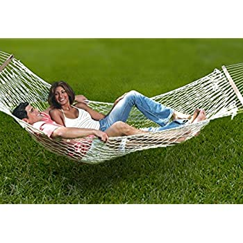 Amazon Com Extra Large Deluxe 2 Person Brown Rope