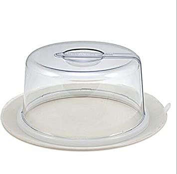 Plate Topper Universal Leftover Lid Microwave Cover Airtight Plate Topper Clear