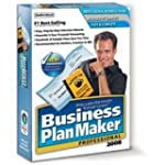 Business Planmaker Professional 2008