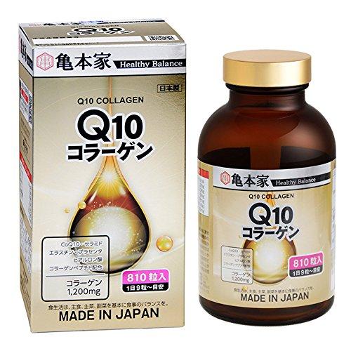 亀本家 Q10コラーゲン-SH762284 B076VDF7SD
