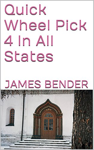 Quick Wheel Pick 4 In All States Kindle Edition By James Bender - Can-pick-the-book-quick