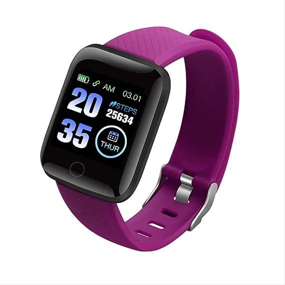 LYSRSM Smart Watches Heart Rate Watch Smart Wristband Sports ...
