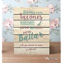 Noviembre Dulce Cartel para Boda Tacones y Baile